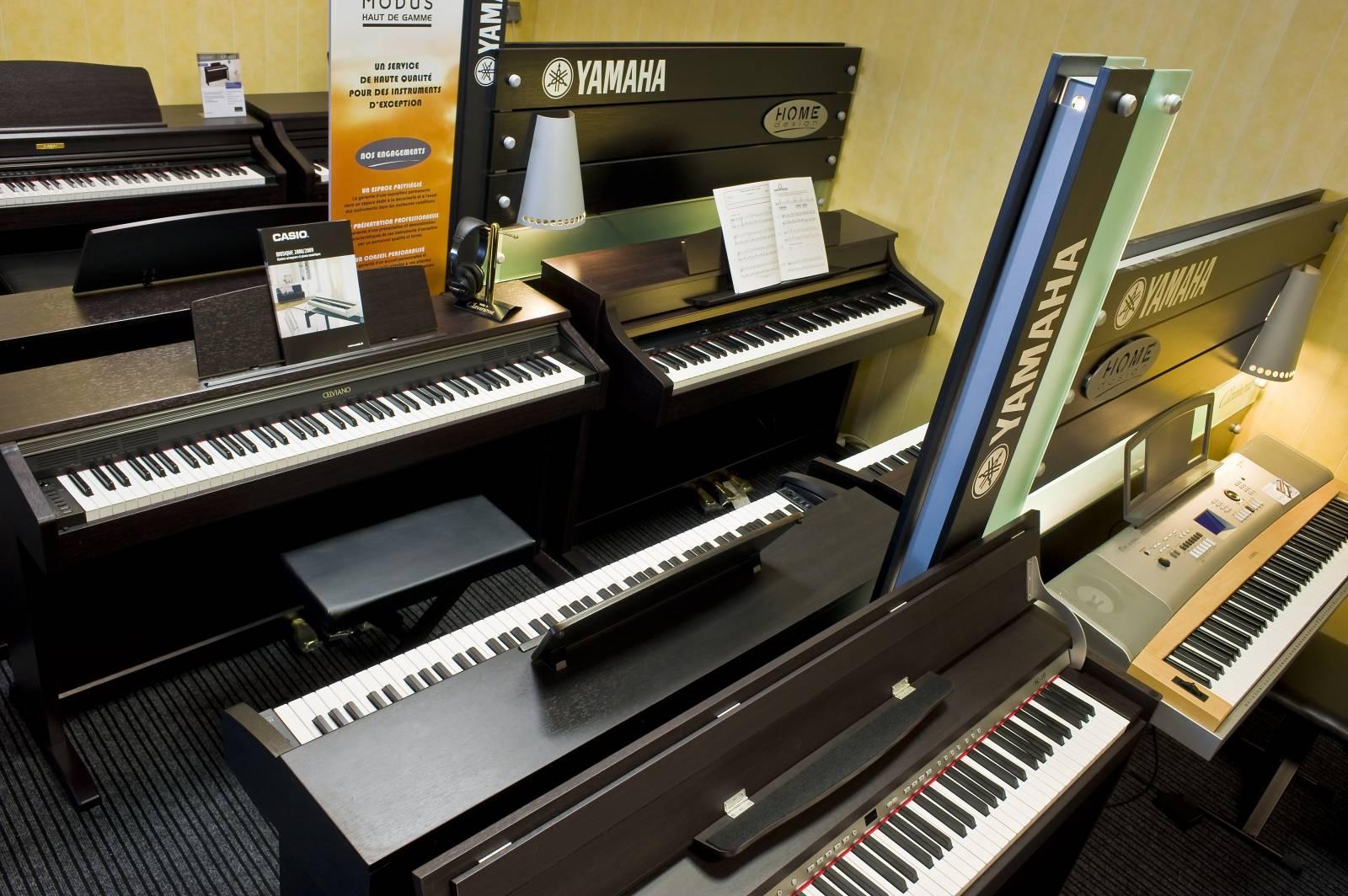 magasin de musique pour piano num rique bordeaux pianos. Black Bedroom Furniture Sets. Home Design Ideas